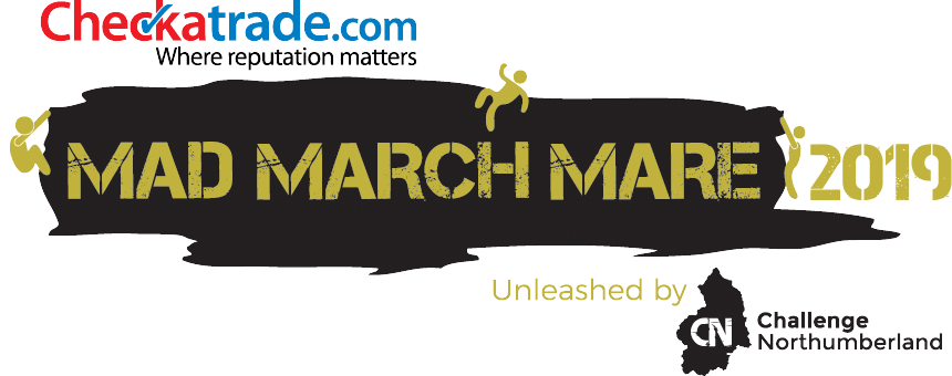 Mad March Mare Logo